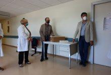 Lentini | Elettrocardiografo al reparto di talassemia, dono della Fasted