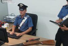 Augusta| Possesso illegale di armi e munizioni: arrestato dai Carabinieri un quarantaseienne