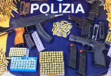 Lentini | Scoperto un arsenale nel casolare di contrada Guardara