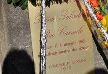 Lentini | Scomparsa Salvatrice Grazia Chisari, vedova della guardia di Ps Carmelo Rao