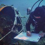 Augusta| Pericoloso ordigno bellico rimosso dai palombari nelle acque del golfo Xphonio