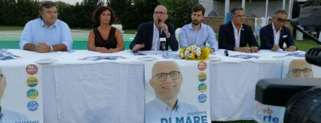 Augusta| La carica dei 100 per Di Mare: 1 candidato sindaco, 6 assessori e 93 candidati consiglieri