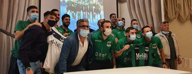 """Melilli  Futsal, Francesco Papale: """"Ripartiamo con vigore dalla A2, ma con tante incognite"""""""