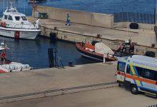 Augusta| Megarese 2020: simulati incendio e soccorso di un ferito dalla Guardia costiera