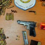 Lentini | Un'armeria della criminalità in contrada Gualdara? Trovate ancora armi e munizioni