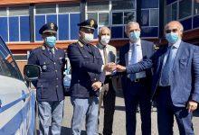 Sicilia  Le Autostrade siciliane consegnano 22 nuovi veicoli alla polizia stradale