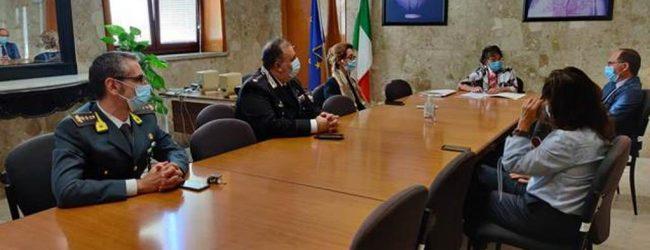 Siracusa  Sicurezza urbana e prevenzione amministrativa antimafia: sinergie istituzionali