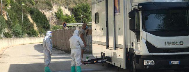 Siracusa| Asp: telemedicina per monitorare i positivi della nave Morgattini