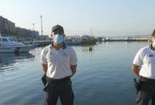 Augusta| Porto pesca dannosa alla salute: Guardia costiera sequestra rete e sanziona