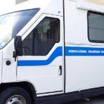 Lentini | L'ambulatorio mobile dell'Avis davanti all'ospedale per i prelievi ematici