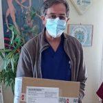 Lentini | Emergenza Covid, la Fidapa dona un saturimetro all'ospedale
