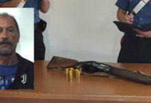 Pachino| Trovato con un fucile in casa, arrestato un 57enne