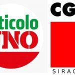 Siracusa| Covid: Zappulla e Landro condividono e sostengono la preoccupazione della Cgi