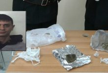 Priolo Gargallo| Droga in casa: arrestato un 27enne