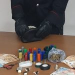 Pachino| Arrestato per detenzione illecita di 32 cartucce calibro 12 e una dose di cocaina