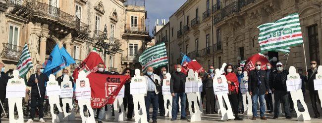 Siracusa| Fasce deboli, protesta al Vermexio. Il silenzio del Sindaco Italia