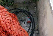 Siracusa| Ritrovati cavi elettrici rubati alle Torri faro del cimitero