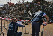Augusta| Al porto sequestrate 170 tonnellate di rottami ferrosi: denunciata la società