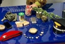 Sortino| Denunciato un 24enne in possesso illecito di droga e reperti archeologici