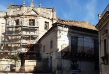 Lentini | Chiesa di San Francesco di Paola, iniziati i lavori per la messa in sicurezza