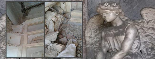 Augusta  Cappella dell'aviatore Lavaggi nel degrado. Lamba Doria chiede intervento