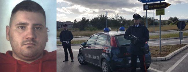 Floridia| I Carabinieri eseguono ordine di carcerazione