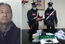 Siracusa| Blitz in casa di un 61enne: deteneva illegalmente armi, munizioni e droga
