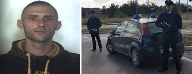 Floridia| Viola più volte la misura di presentazione alla polizia giudiziaria: arrestato 29enne