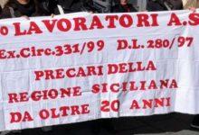 Palermo| Lavoratori Asu, 20 anni di precariato