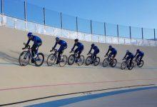 Noto| Gli azzurri girano in pista al velodromo Paolo Pilone