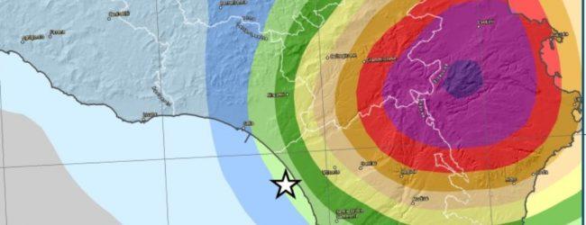 Siracusa| Evento sismico: la Protezione civile rassicura la popolazione