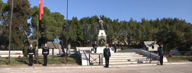 Augusta  Rinasce la fontana del monumento dei caduti, inaugurata oggi