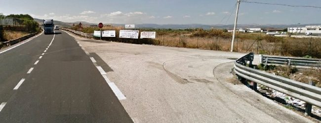 Lentini | Una rotatoria davanti alla zona industriale, domani la consegna dei lavori
