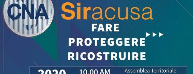 """Siracusa  Cna, """"all digital"""" sul web: fare, proteggere ricostruire"""