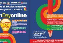 Augusta| Al via gli Open day virtuali dell'Arangio Ruiz per gli alunni della 3°media