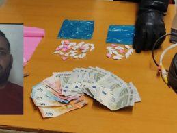 Floridia| Scoperti dai carabinieri 40 dosi di cocaina celati nella cornetta del citofono
