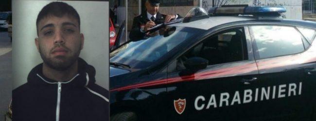 Siracusa  Vìola gli arresti domiciliari: arrestato un 21enne romeno