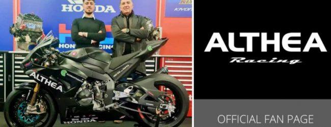 Catania| Motociclismo: Althea Racing si rinforza con il giovane pilota catanese Alex Sgroi