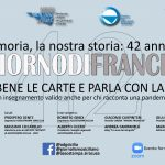 Siracusa | Webinar Live per il 42esimo anniversario dell'omicidio di Mario Francese