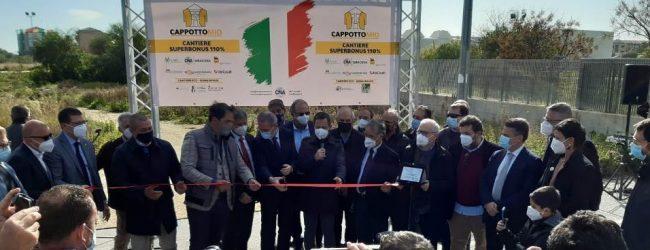 Siracusa| CNA: inaugurato oggi il primo cantiere grazie al Super Bonus 110%