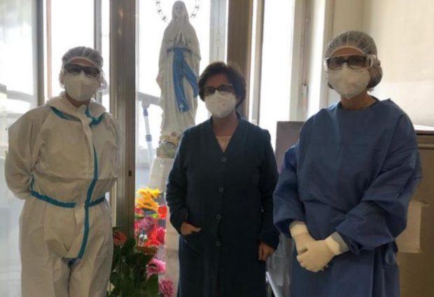 Siracusa| Guarita dal Covid, l'infettivologa Antonina Franco torna a casa