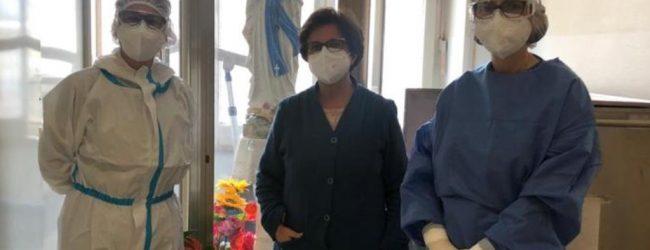 Siracusa  Guarita dal Covid, l'infettivologa Antonina Franco torna a casa