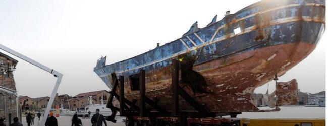 Augusta | Barca nostra, il relitto naufragato nel 2015, ritornerà presto in città