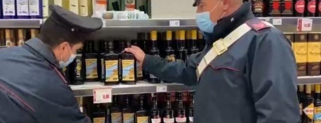 Priolo Gargallo| Arrestato ladro di alcolici in un supermercato