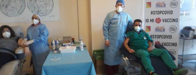 A 21 giorni esatti scatta il richiamo del vaccino anticovid