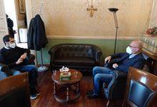 Augusta | Incontro tra il sindaco Di Mare e il deputato Ficara per discutere di porto e bonifica