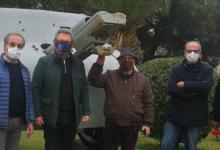 Augusta | Nuove targhe per il Milite Ignoto a cura del Kiwanis