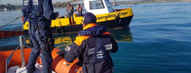 Augusta | Sversamento gasolio nel porto: denunciati i responsabili