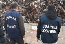Augusta | Sequestro di oltre 1.300 t di rottami ferrosi, costituiti da rifiuti