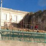Augusta | Immobile a ridosso di mura spagnole, lavori di ristrutturazione sospesi